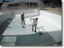 Swimming Pool Waterproofing Systems